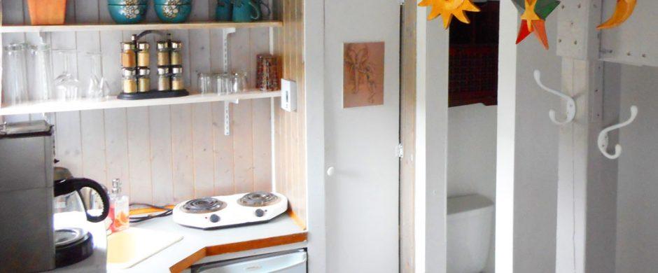 Maisonnette La Ressourçante à Sainte-Marguerite-du-Lac-Masson