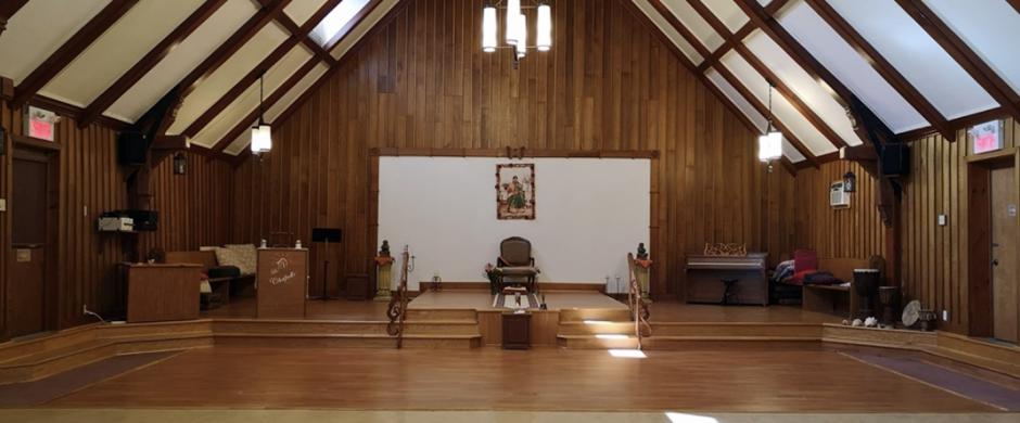 La Chapelle à Ste-Adèle